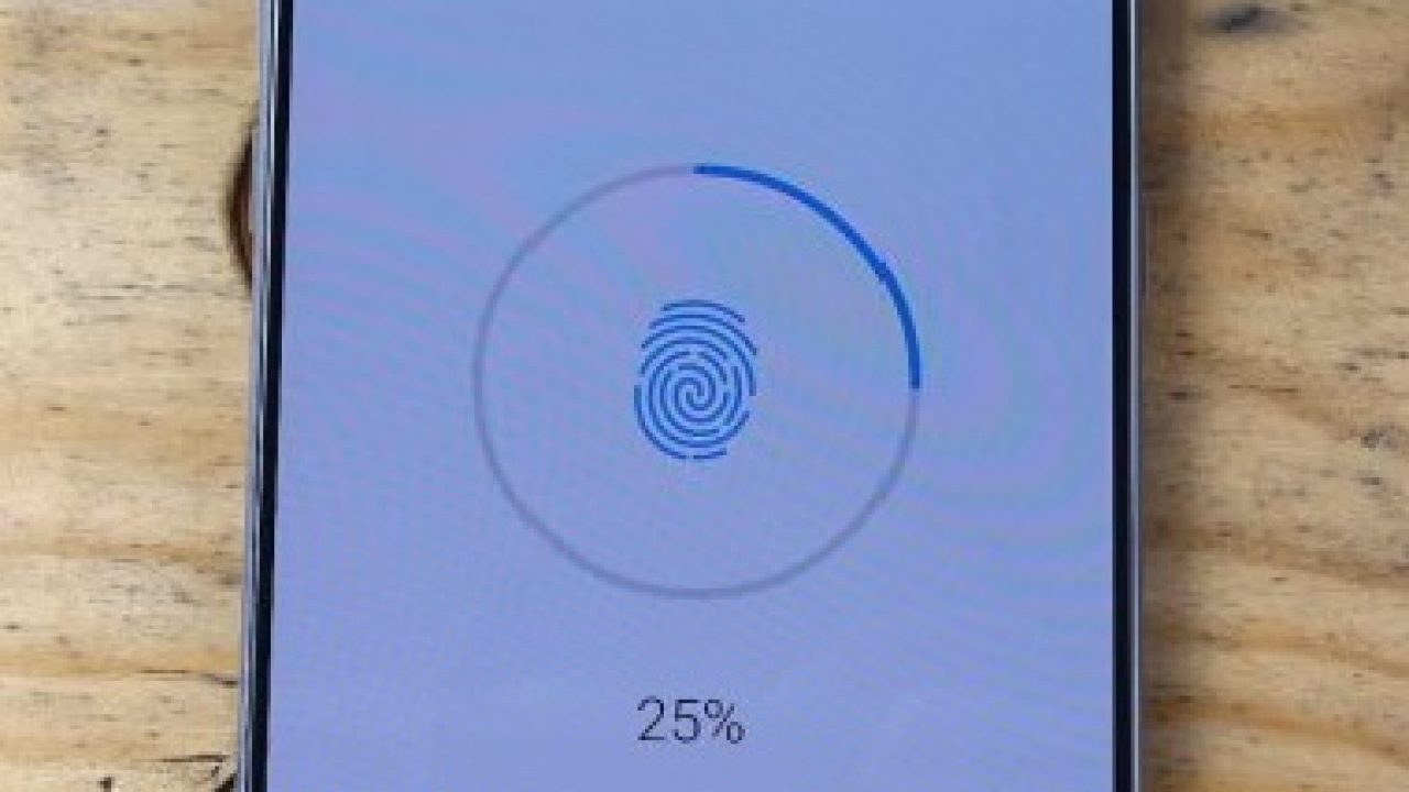 Sumsang Galaxy S6 fingerprint scanner finds no match and how