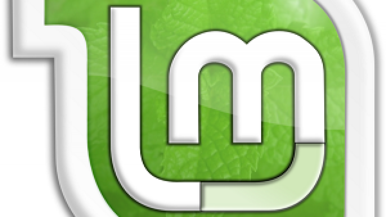 Linux Mint running in software rendering mode on VirtualBox